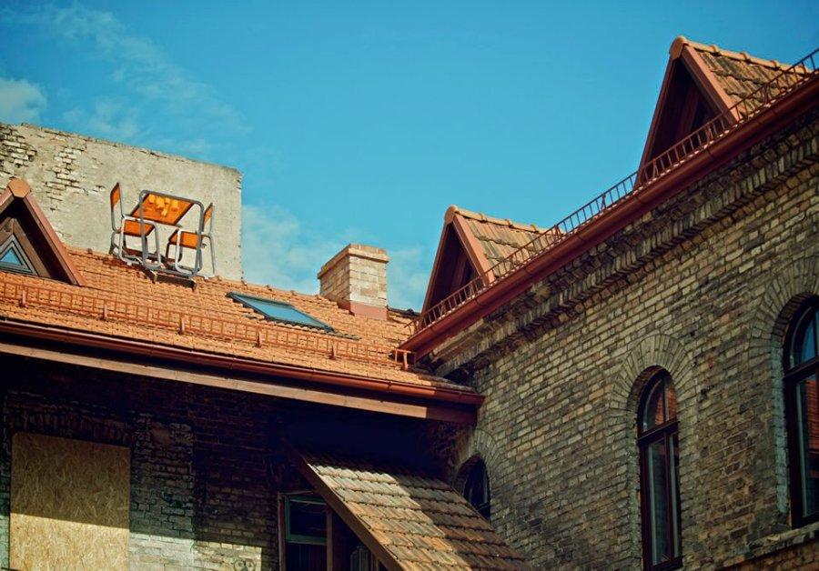 Bastart Web Mag - Ridged Roof Furniture by Ainė Bunikytė. Credits Kernius Pauliukonis