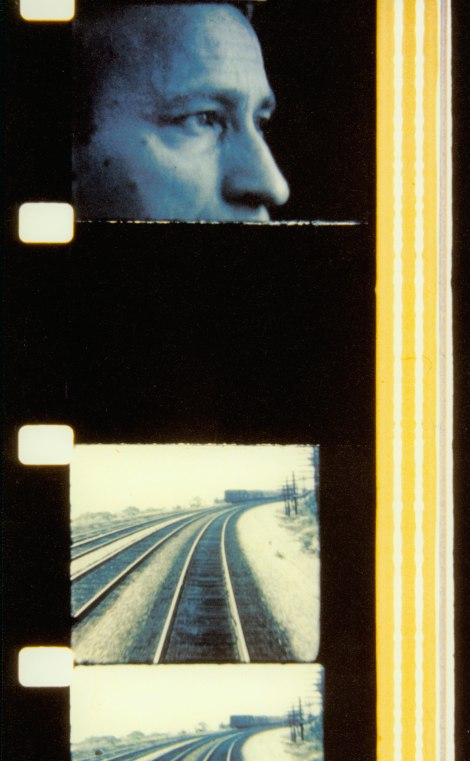 As I was moving... Credits Jonas Mekas