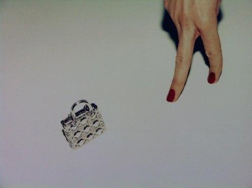 Lady Dior Bag as seen by Arnaud Pyvka. Credits Vaida K.
