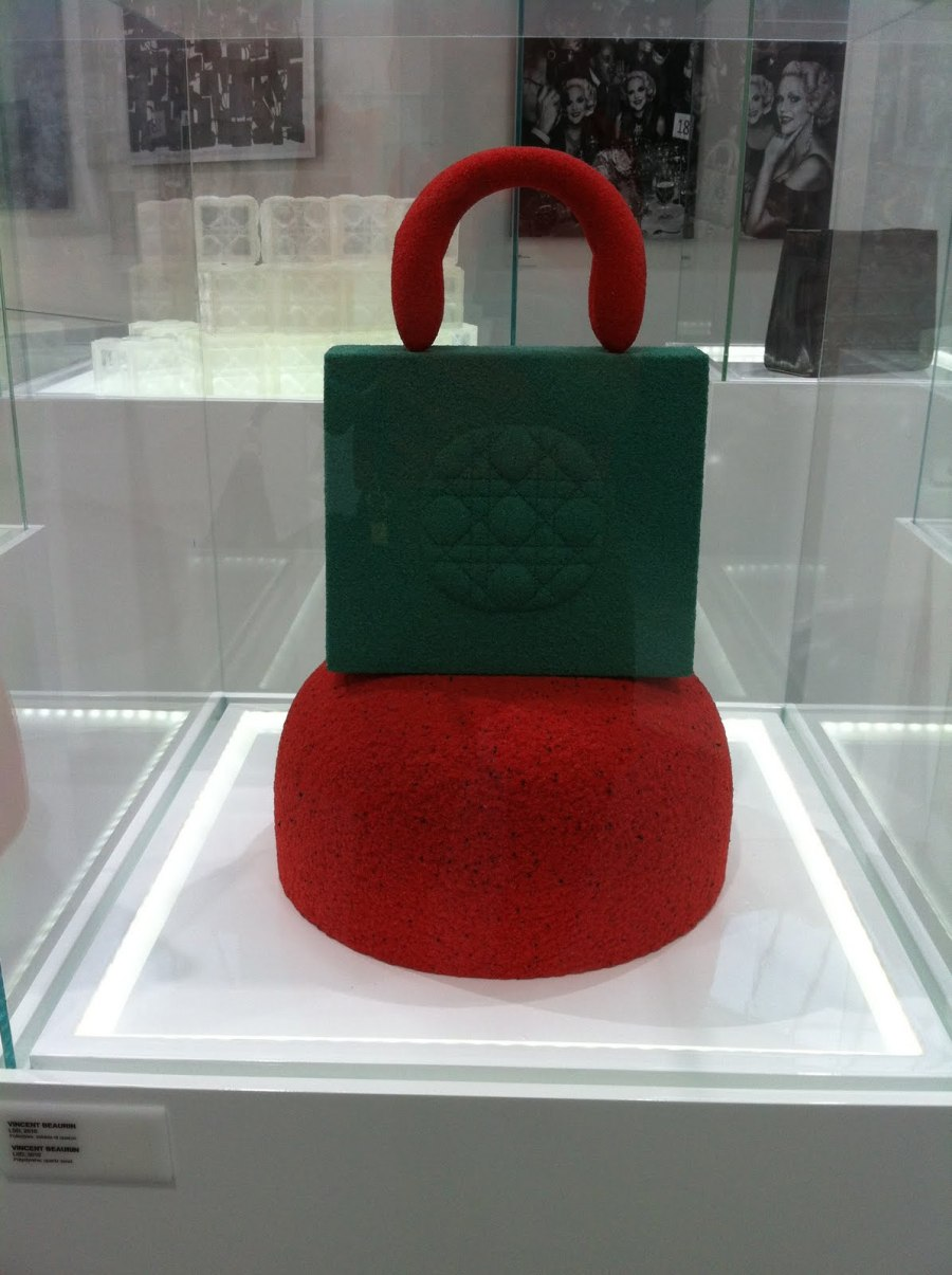 Lady Dior Bag as seen by Vincent Beaurin. Credits Vaida K.
