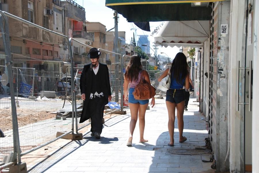 Credits Erez Kaganovitz - Humans of Tel Aviv