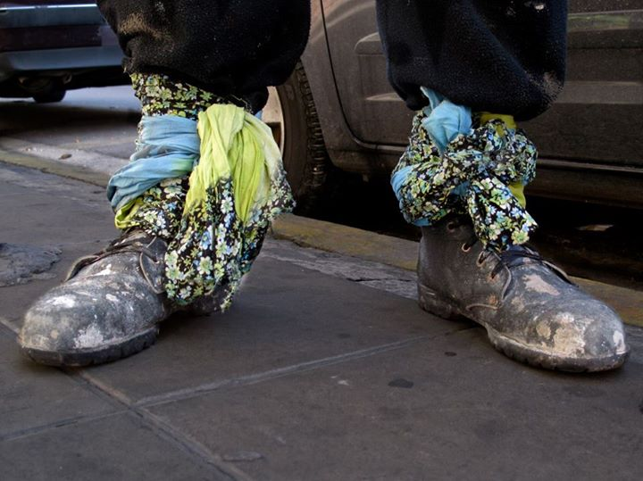 Credits Jimena Mizrahi - Humans of Buenos Aires