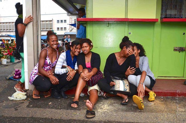 Credits Jon Apted - Humans of the Fiji Islands