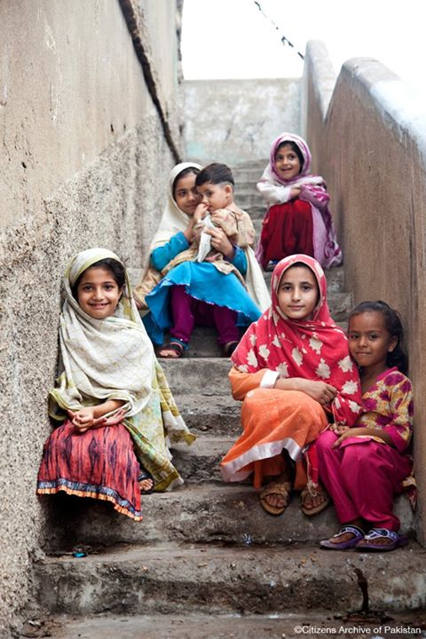Credits Khaula Jamil - Citizens Archive of Pakistan - Humans of Karachi