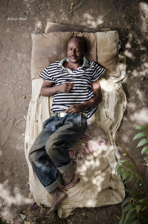 Credits Qusai Akoud - Humans of Khartoum