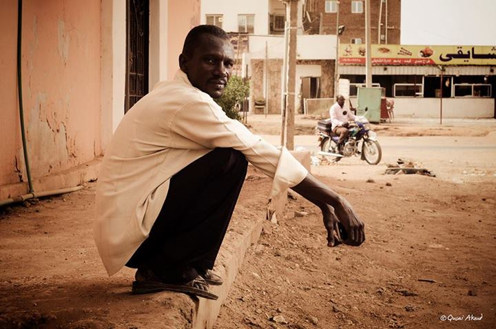 Credits Qusai Akoud - Humans of Khartoum