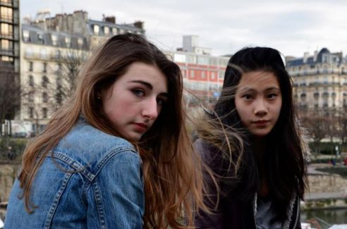 Credits Humans of Paris