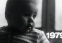 Talking Heads / Gadajace glowy (1980, 16 min.), dir. Krzysztof Kieslowski. A screenshot from the film.