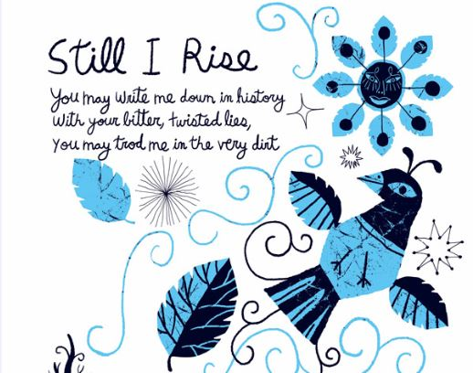 Still I rise - by Nate Williams
