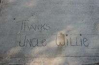 Thank you Uncle Willie