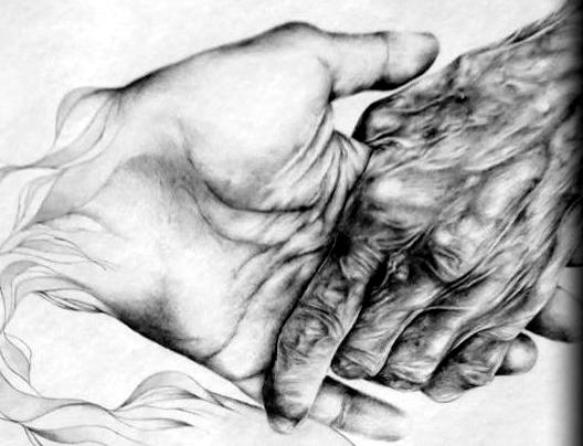 Illustration by Selene Boscarolo - Incontro tra parti, dettaglio