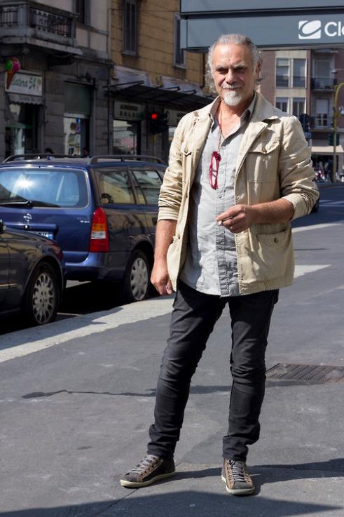 Photo credit Umani a Milano