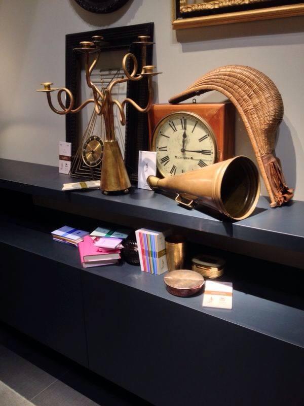 Chocolate Naive at the stand of Former in Milan Design Week 2014. Credit Jurga Po Bastart Magazine